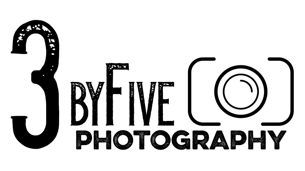 first fortune marketing logo example 3 by five photography logo